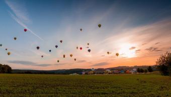 festival globos aeroestaticos queretaro municipio corregidora