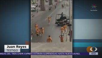 Grave, aficionado de Tigres golpeado en Monterrey