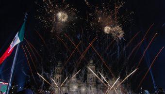 Grito de Independencia, la Ciudad de México de fiesta