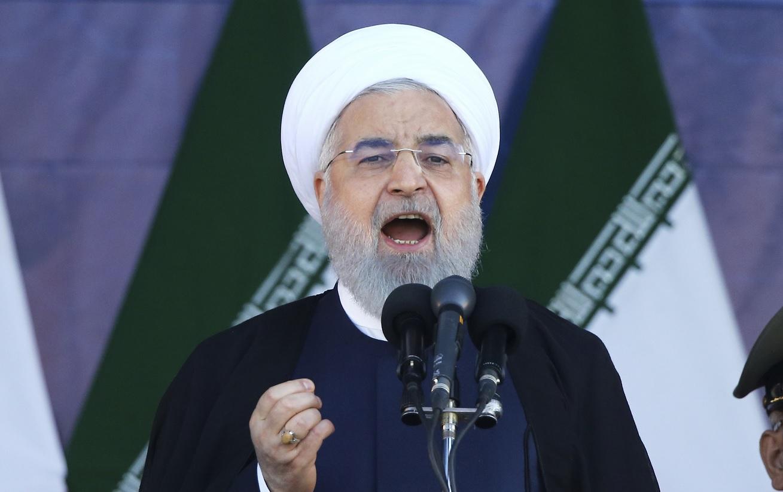 Rohani acusa a separatistas árabes de atentado en Irán