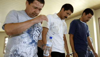 Conmutan pena de muerte a mexicanos en Malasia