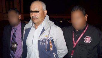 Cae presunto homicida del juez Ernesto Montoya, en Atlacomulco