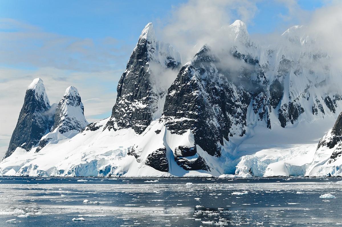 Iceberg Glaciar Groenlandia Manhattan Video NASA