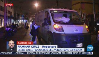 Investigan asesinato de joven delegación Venustiano Carranza
