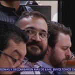 Javier Duarte puede tramitar libertad antes de 9 años