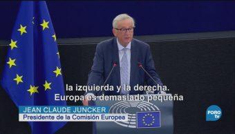 Jean Claude Juncker Deja Unión Europea Más Debilitada