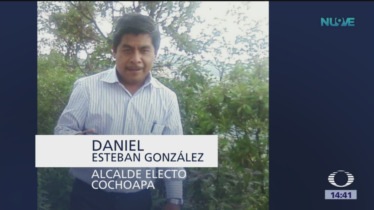 Familiares de alcalde desaparecido en Guerrero piden acelerar investigación