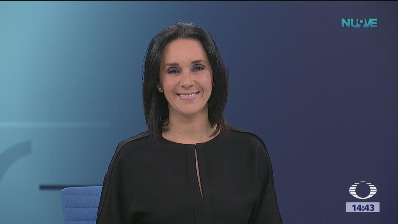 Las Noticias, con Karla Iberia Programa del 28 de septiembre