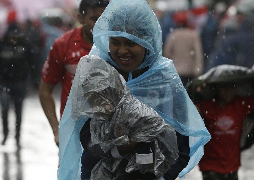 Tormentas y lluvias se prevén en 31 estados de México