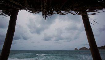 Clima Los Cabos hoy; se prevén lluvias por huracán Rosa