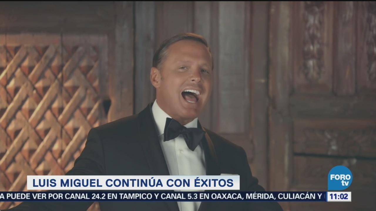 Luis Miguel participará en Viña del Mar