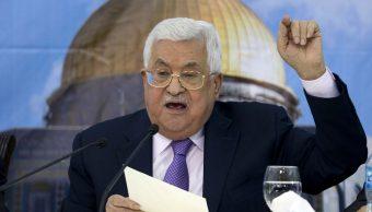 Abbas afirma que equipo Trump le ofreció una confederación con Jordania