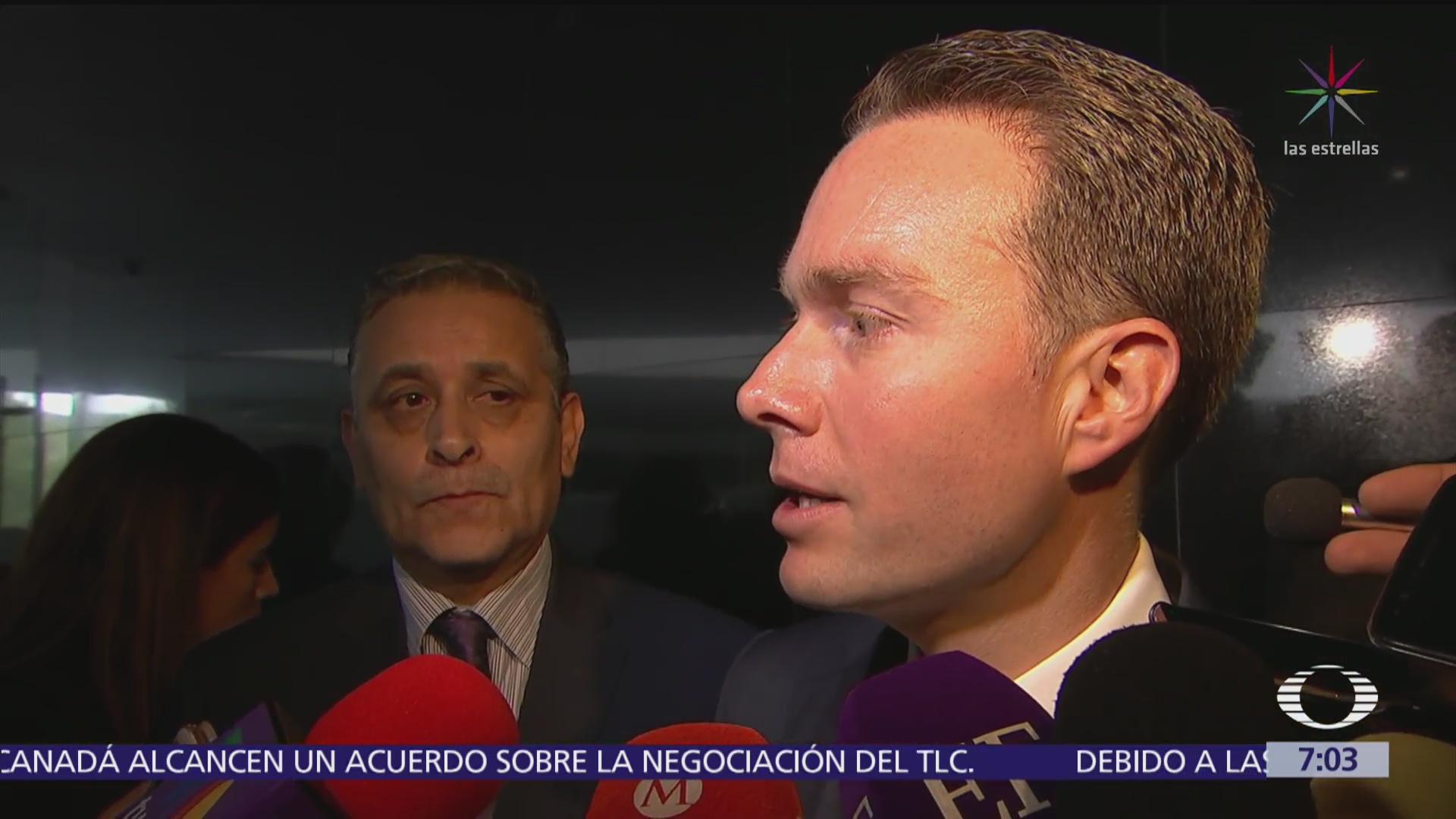Manuel Velasco sí obtiene licencia para regresar a Chiapas como gobernador