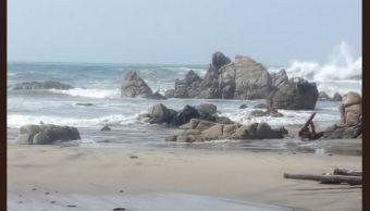 Cierran puertos de Oaxaca por zona de inestabilidad