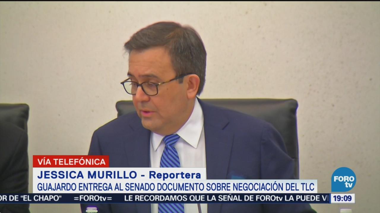 Senado Comenzará Análisis Acuerdo Comercial México Eu