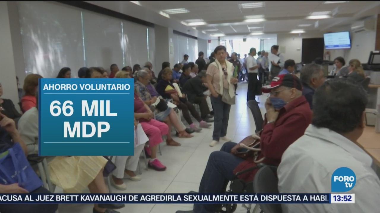 Mejora el ahorro voluntario de trabajadores en México