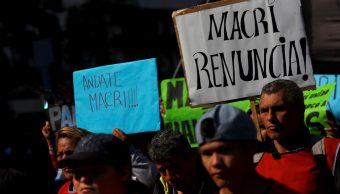 Mercados de Argentina muestran esperanza en Macri y FMI