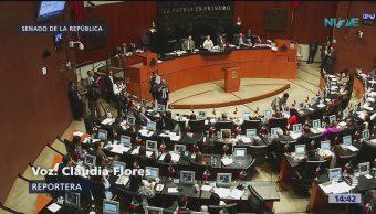 Senadores Morena Presentan Iniciativa Pensiones