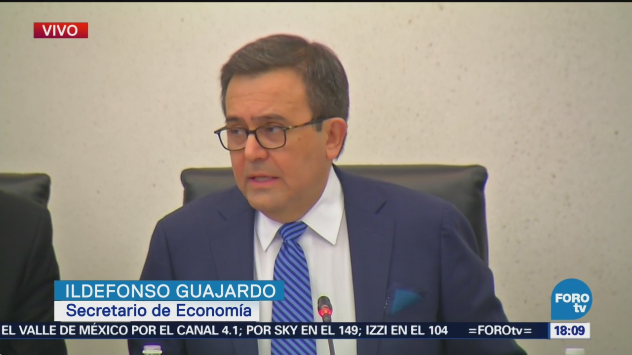 Economía Lleva Senado Texto Acuerdo Bilateral EU