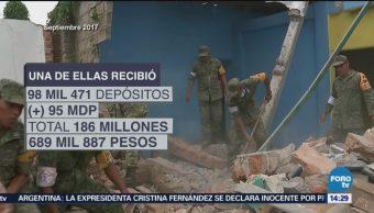 Televisa Informa Avances Reconstrucción 19S