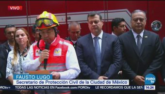 Protección Civil CDMX Detalla Saldo Macrosimulacro