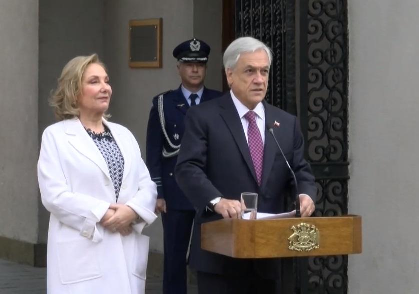 Golpe militar en Chile: Piñera conmemora el 45 aniversario