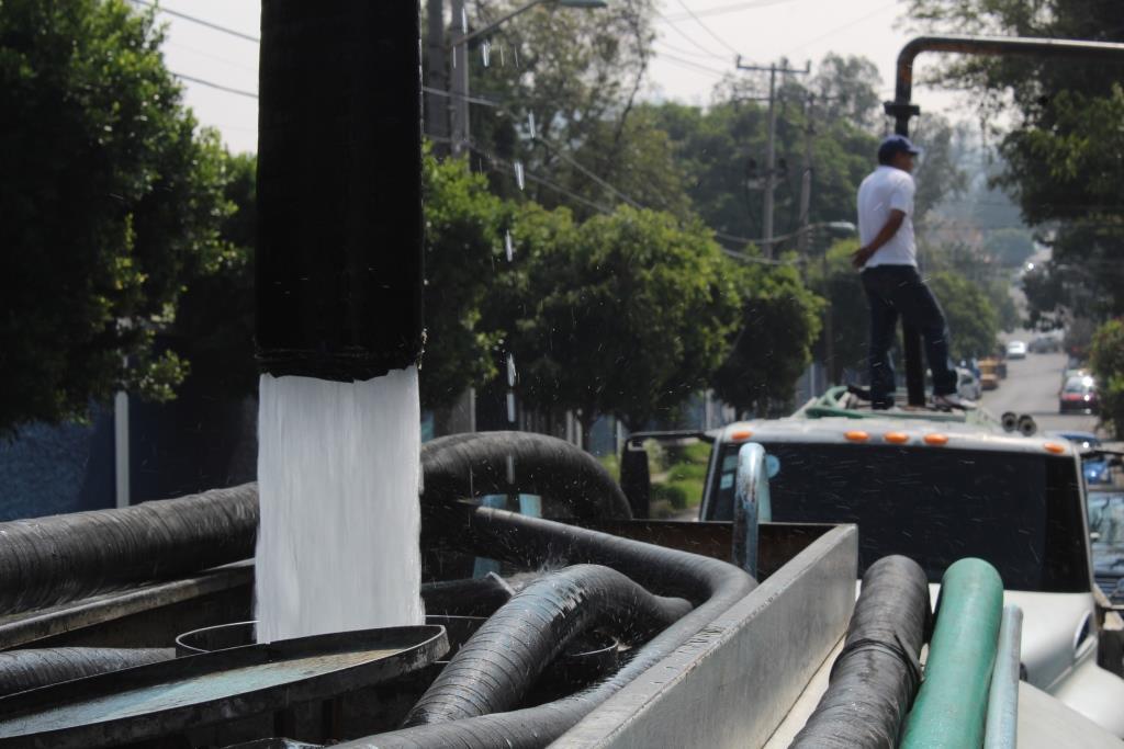 Habrá corte de agua del 31 de septiembre al 4 de octubre