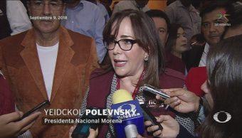 Polevnsky culpa a Cuauhtémoc Blanco de quitarle diputados