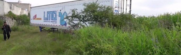 Tráiler en Jalisco, un sarcófago ambulante: René Delgado