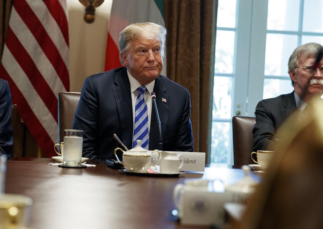 Trump niega haber mencionado matar a Assad
