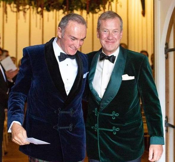 Boda gay en realeza británica; se casa primo de Isabel II