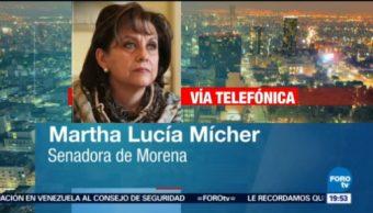 Promueven Reformas De Salud A Favor De La Comunidad Lgbttti Senadores Martha Lucía Mícher