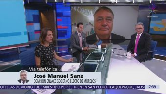 Reclamo de Polevnsky no afecta relación de AMLO con Cuauhtémoc Blanco