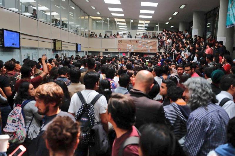 asamblea interuniversitaria unam ejes discusion graue