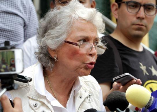 Sánchez Cordero rechaza que busquen controlar radio y TV