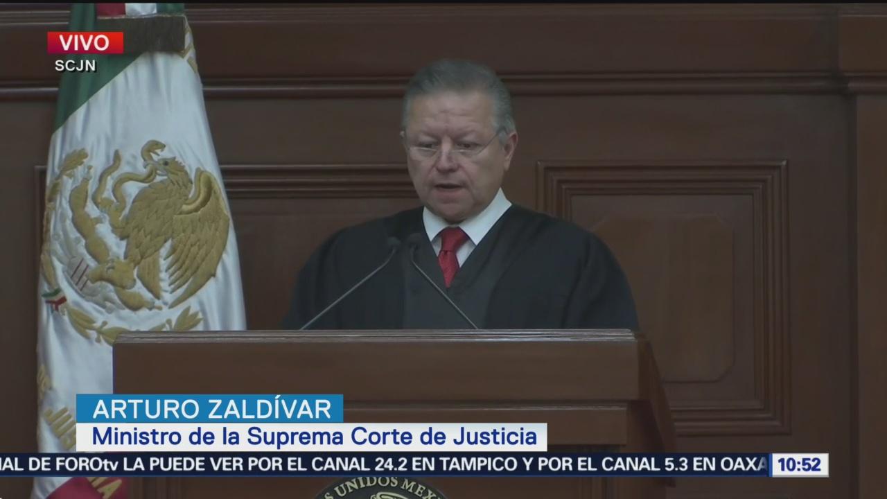 SCJN da bienvenida a los 10 nuevos jueces de distrito