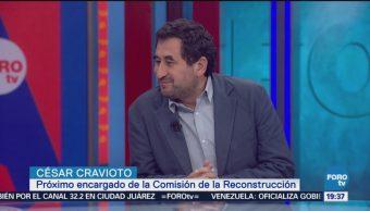 tomaron malas decisiones desde 20 de septiembre César Cravioto