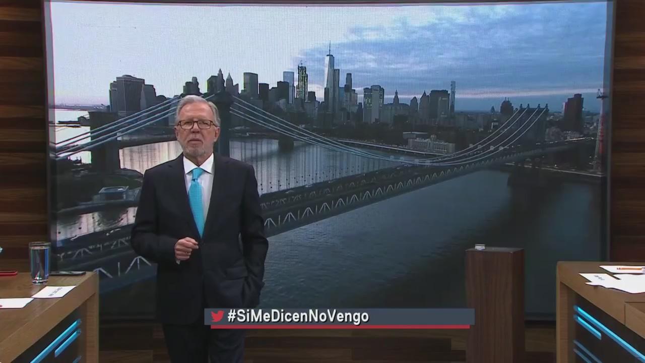 Si Me Dicen No Vengo (04/09/2018)