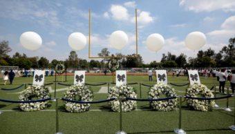 19S: Padres exigen Tec de Monterrey dar la cara muerte hijo