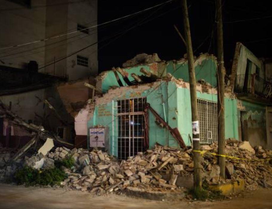 A un año del sismo de 8.2 grados en Chiapas y Oaxaca
