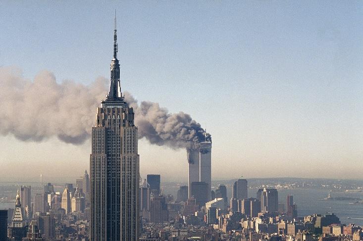 Difunden nuevo video de los atentados del 9/11