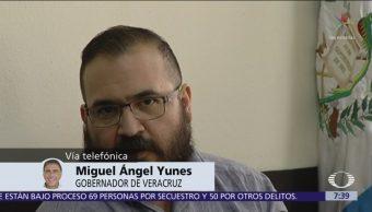 Yunes Javier Duarte estará muchos años en prisión