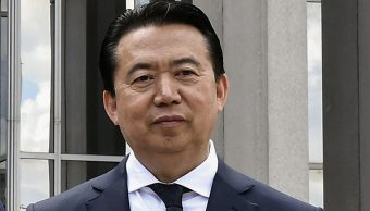 interpol pide china aclare paradero presidente meng hongwei