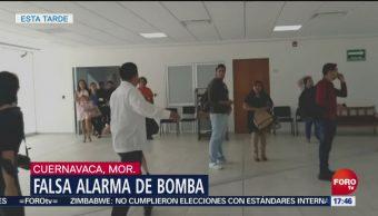 Activan protocolo de emergencia en Congreso de Morelos