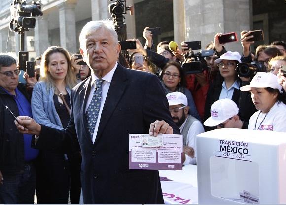 AMLO: No habrá corrupción en nuevo aeropuerto de México