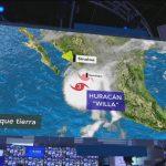 Aplican Plan Marina ante llegada de huracán 'Willa'