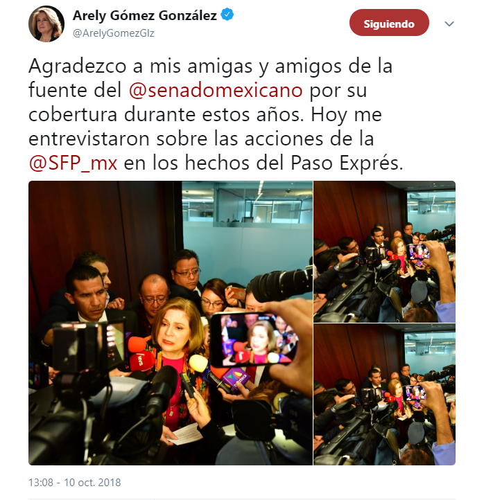Paso Express de Cuernavaca deja 9 funcionarios inhabilitados