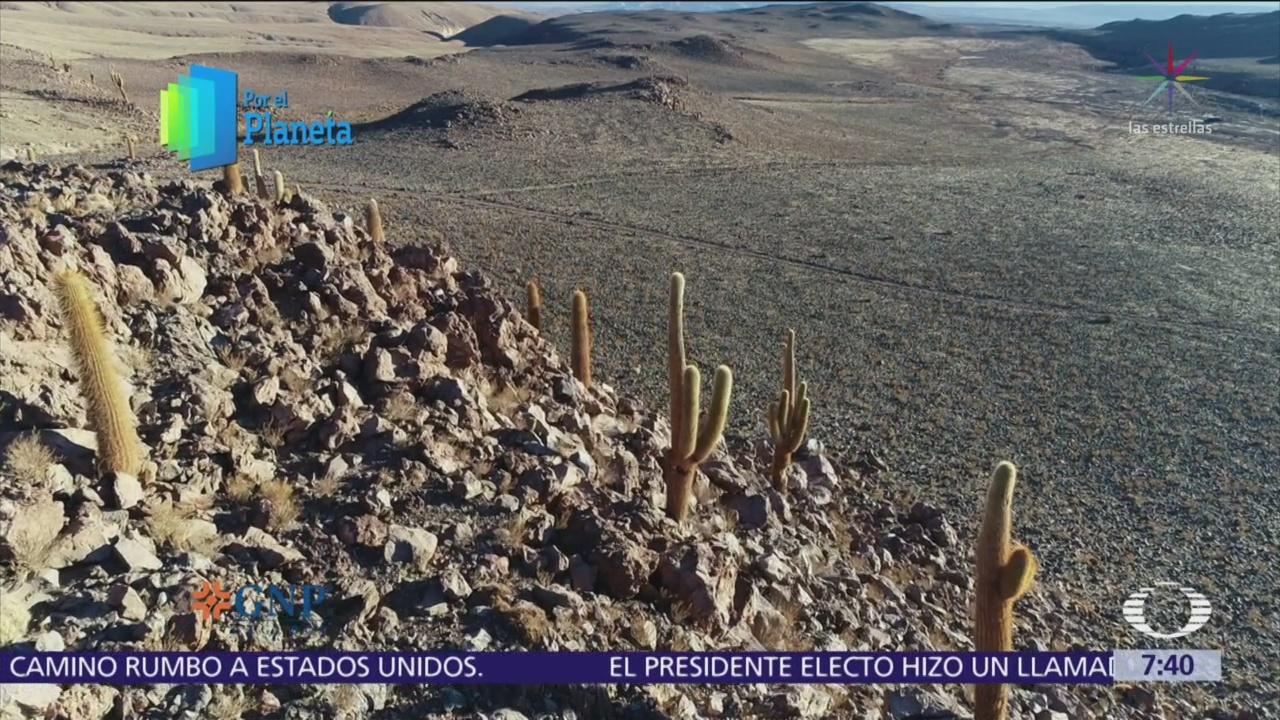 Atacama: las huellas del desierto en 'Por el Planeta'