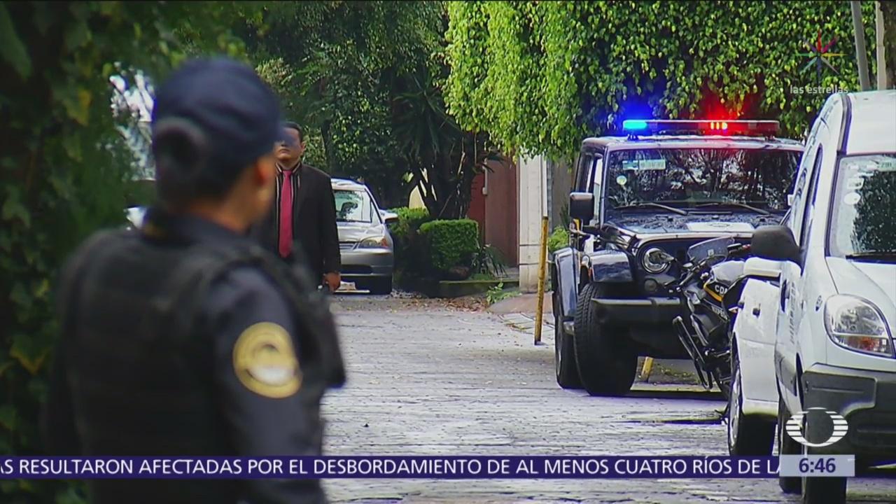 Banda criminal dedicada al robo, autora de ataque contra Norberto Rivera