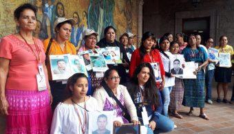 Madres de migrantes desaparecidos formarán red mundial